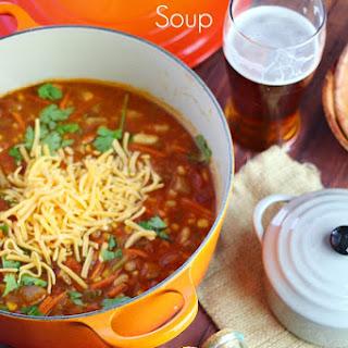 Carnitas Soup.