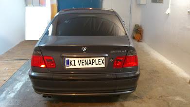 Photo: BMW 325 xi przyciemnianie szyb folia średniociemna przez venaplex.pl zapraszamy!!