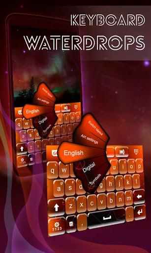 水滴鍵盤|玩個人化App免費|玩APPs