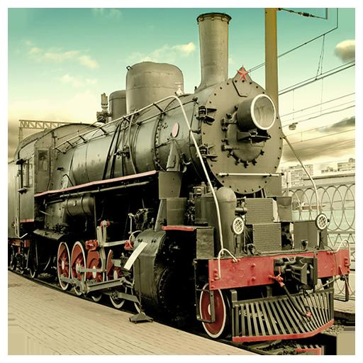 蒸気機関車のパズル 休閒 App LOGO-硬是要APP