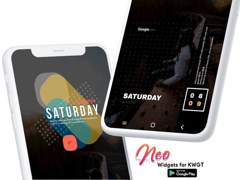 Neo Widgets for KWGT Screenshot 4