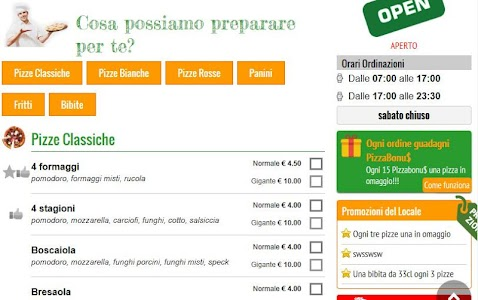 ProntoPizza screenshot 10
