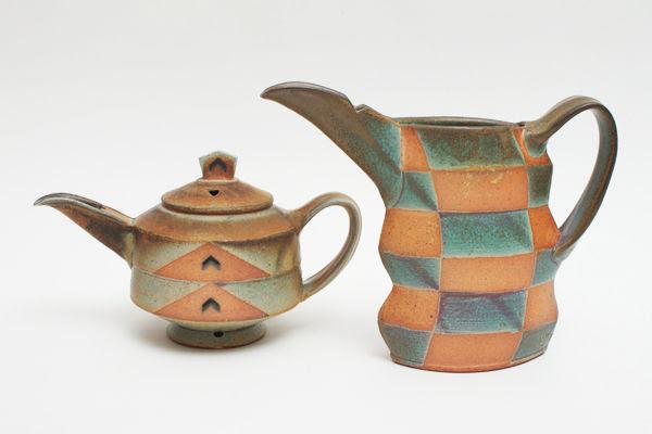 Studio Pottery by Jeff Oestreich
