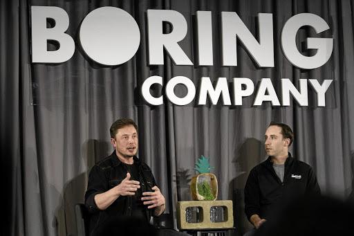 Inspirational engineer drives Elon Musk's wackiest transportation start-up