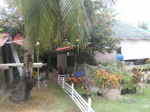 Photo: Mike & Diose´s Beachcottage. Bamboo Cottage,  +63 905 263 2914-2915, www.malapascua.de Email: office@malapascua.de