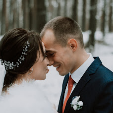 Wedding photographer Aelita Chervonnaya (fitzplph). Photo of 11.03.2019