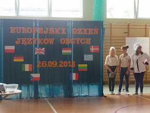 Photo: European Language Day