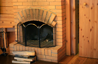 Photo: Common fire place