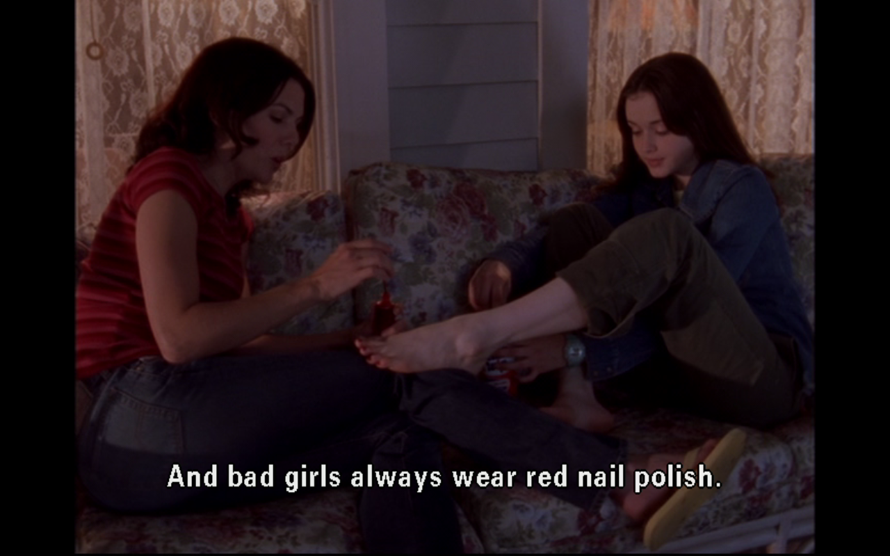 erotic fan fiction gilmore girls
