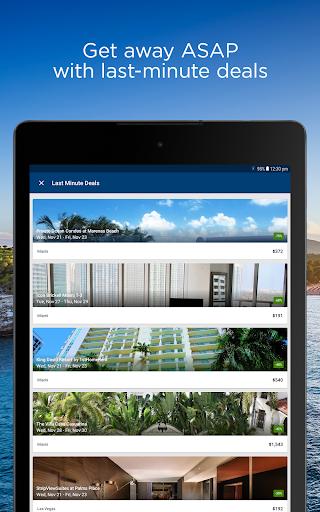 Travelocity Hotels & Flights 20.37.0 screenshots 14