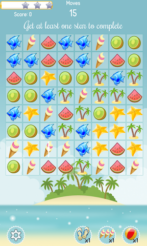 android Jewels Paradise Screenshot 0