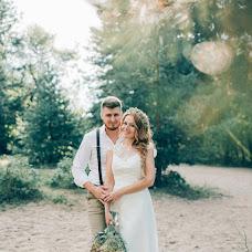 Wedding photographer Nastya Podoprigora (gora). Photo of 09.08.2016