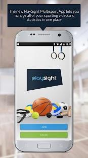 PlaySight - náhled