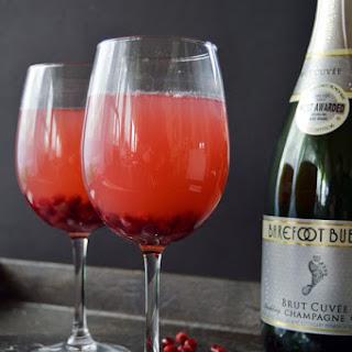 Champagne Spritzer Recipes.