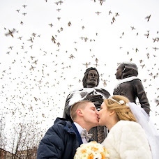 Wedding photographer Denis Tarasov (magicvideo). Photo of 24.01.2018