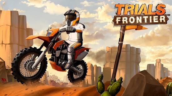 Trials Frontier Imagen do Jogo