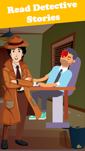 Mr Detective: Detective Games and Criminal Cases 4.1 screenshots 1