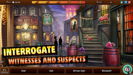 Criminal Case: Mysteries of the Past android2mod screenshots 9