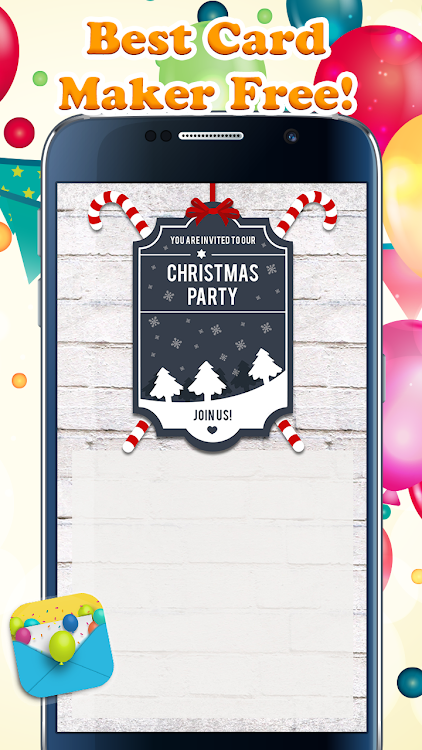 Party Invitation Cards Maker Android Apps Appagg