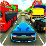 3D City Highway Traffic Racing Speed Rush Driving APK for Bluestacks