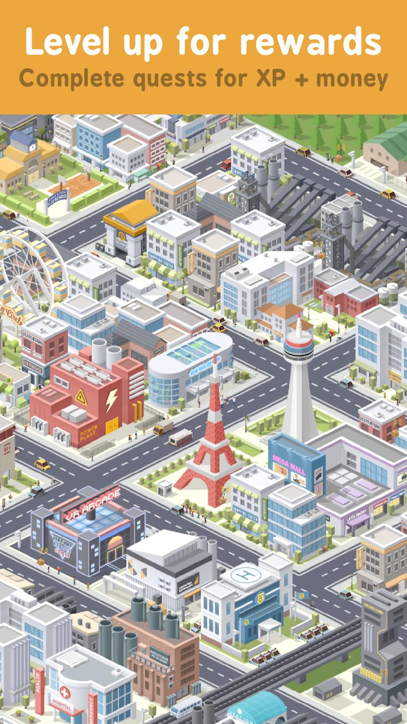 Pocket City Screenshot 1
