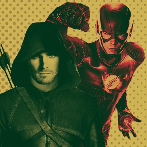 FANDOM: Arrow and The Flash Icon
