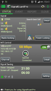 Signal Guard Pro MOD APK 1