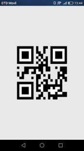 QR scanner barcode - náhled