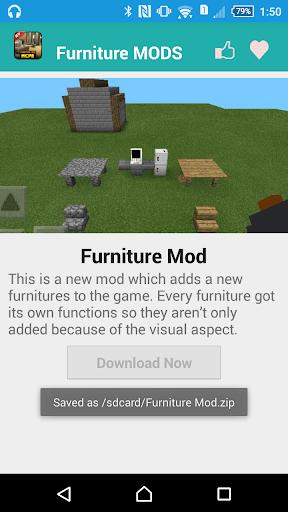 無料娱乐Appの家具modのMCPE`|記事Game