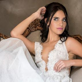 Victorian beauty by Junita Stroh - Wedding Bride