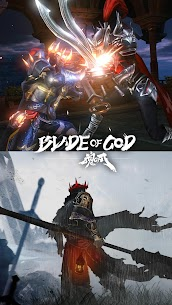 Blade of God Apk Download For Android and Iphone 5