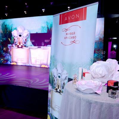 Събитие: Avon LIFE, създаден от Kenzo Takada