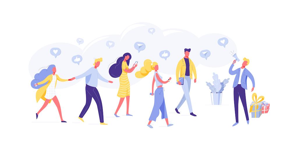Tiếp thị giới thiệu là một chiến lược tiếp thị hiệu quả cho các doanh nghiệp nhỏ vì nó khiến khách hàng của bạn trở thành những người truyền bá thương hiệu của bạn.