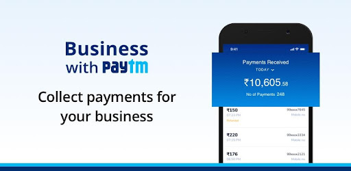 Business with Paytm: Accept Payments,Buy Wholesale - Apps on