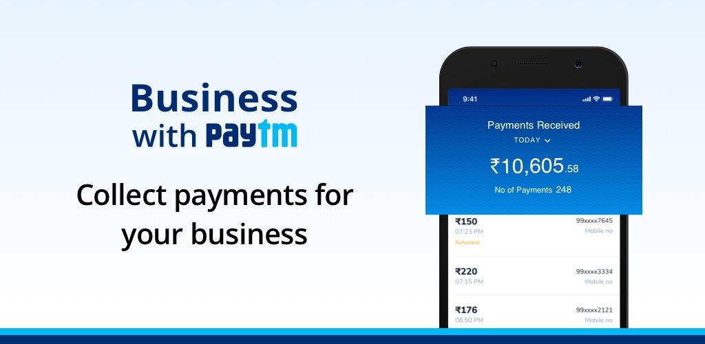 Business with Paytm: Accept Payments,Buy Wholesale 2 7 2 Apk