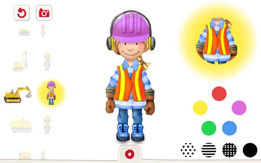 Tiny Builders: Crane, Digger, Bulldozer for Kids  screenshots 7