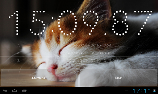 Simple Stopwatch Pro screenshot 11