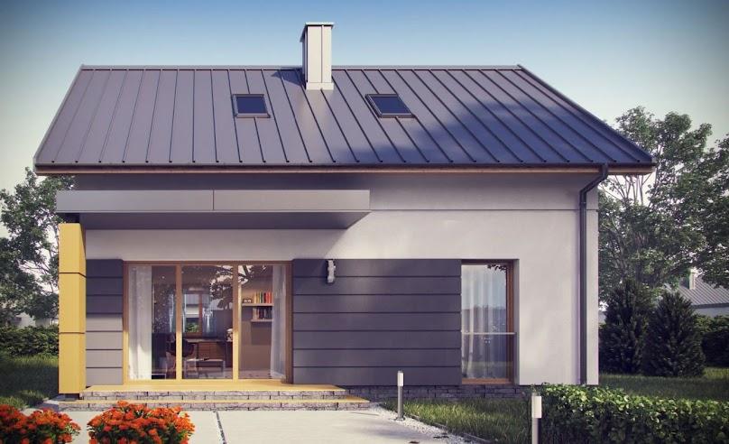 Projekt domu D153B