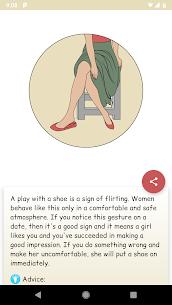 Body language – Trick me. Analyzing of Gestures (MOD, Pro) v16.3 5