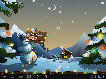 How To Make 3d Parallax Wallpaper Android Winter Live Wallpaper And Tamagotchi Pet Android Apps On
