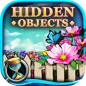 Hidden Objects: Spring Mystery