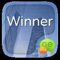 GO SMS PRO WINNER THEME icon