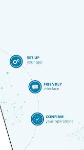 CaixaBank Sign – Digital Coordinate Card 2