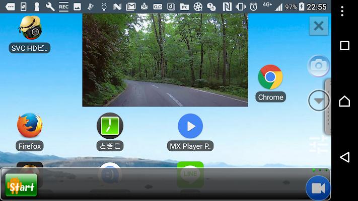 無音ビデオカメラ2 高画質HD録画にも対応 - screenshot