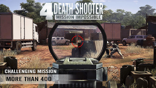 Death Shooter 4 :  Mission Impossible 1.0.1 screenshots 8