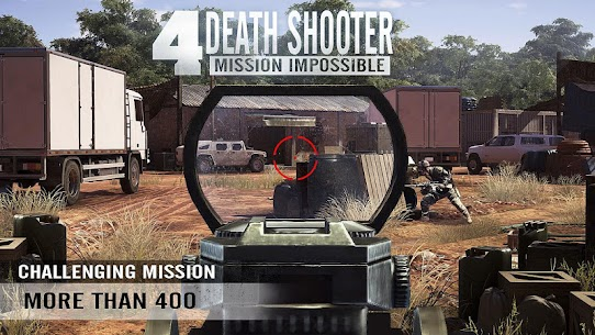 Death Shooter 4: Mission Impossible Mod Apk (Unlimited Money) 8