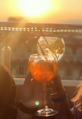 Cocktail al tramonto di fracurletti