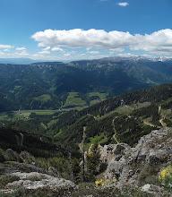 Photo: ..Seckauer Alpen...(na desnoj strani fotke sa bijelim mrljama Seckauer Zinken 2397 te Hochreichert 2416)