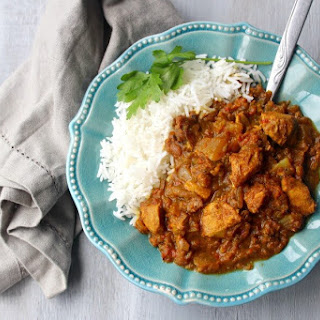 Sweet & Sour Cape Malay Chicken Curry.