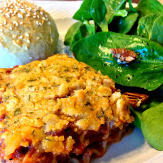 Classic Meat and Cheese Lasagna